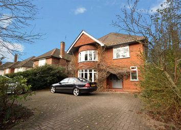Thumbnail 4 bed detached house for sale in Valley Road, Ipswich