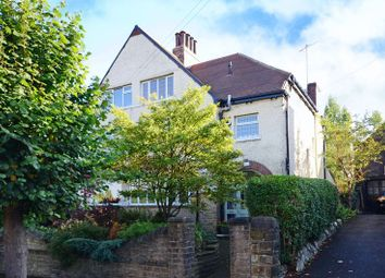 Thumbnail 5 bed semi-detached house for sale in Meadow Bank Avenue, Nether Edge, Sheffield