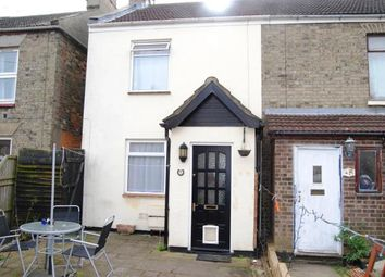 Thumbnail 2 bed semi-detached house for sale in Wisbech Road, King's Lynn, Norfolk