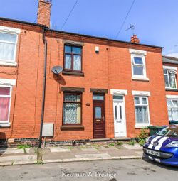Thumbnail 3 bed terraced house for sale in Edgwick Road, Foleshill, Coventry