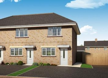 "Thumbnail 2 bedroom property for sale in ""The Halstead At Francis Gate"" at Boars Tye Road, Silver End, Witham"