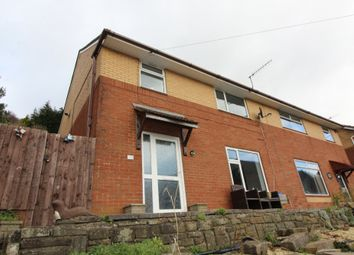 Thumbnail 3 bed semi-detached house for sale in Tribute Avenue, Cwmcarn, Newport