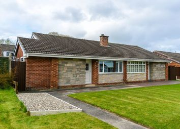 Thumbnail 2 bed bungalow for sale in Stockwell Close, Winstanley, Wigan