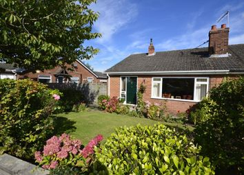 Thumbnail 2 bed bungalow for sale in Brookside, Ashton Hayes, Chester