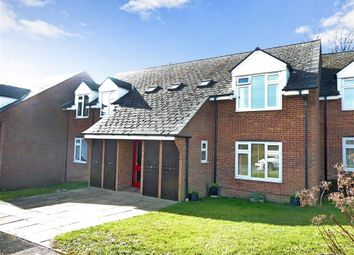 Thumbnail 2 bed flat for sale in Henbit Close, Tadworth, Surrey
