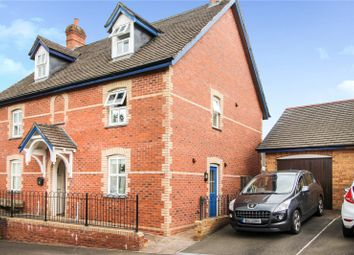 Thumbnail 3 bed semi-detached house to rent in St. Peters Road, Holsworthy