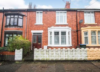 Thumbnail 3 bed terraced house for sale in Harefield Road, Stoke, Coventry