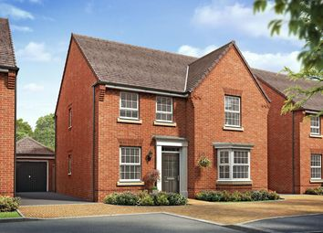 "Thumbnail 4 bed detached house for sale in ""Holden"" at Station Road, Grove, Wantage"