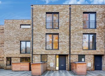 Thumbnail 3 bed town house for sale in Helena Close, London