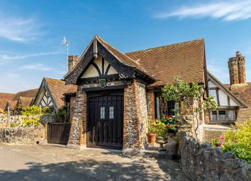 Thumbnail 2 bed cottage for sale in Tudor Close, Dean Court Road, Rottingdean, Brighton