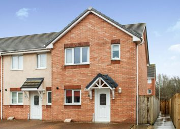 Thumbnail 3 bedroom end terrace house for sale in Ivy Gardens, Paisley