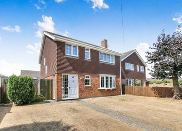 Thumbnail 4 bedroom detached house for sale in Park Road, Westoning, Beds, Bedfordshire
