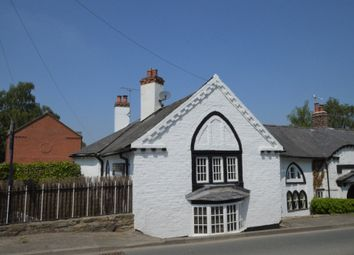 Thumbnail 2 bed cottage for sale in Springfield Lane, Marford, Wrexham