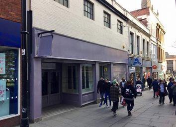 Thumbnail Retail premises to let in 7-8 Exchange Walk, Nottingham, Nottingham