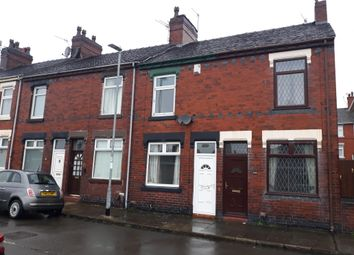2 bed terraced house to rent in 256 Keelings Road, Northwood ST1