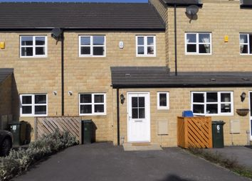 Thumbnail 3 bed town house for sale in Clough Fold, Keighley, West Yorkshire