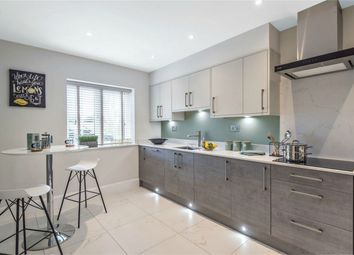 Thumbnail 4 bed detached house for sale in Crescent Gardens, Barley Mow Lane, Colney Heath, St Albans, Hertfordshire
