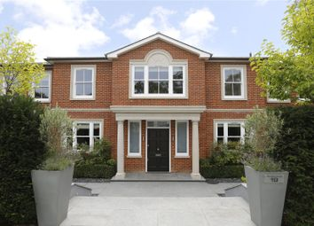 Thumbnail 5 bed detached house to rent in Neville Avenue, New Malden