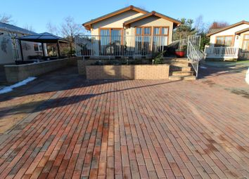 Thumbnail 2 bed mobile/park home for sale in Kintore, Inverurie