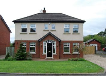 Thumbnail 4 bed detached house for sale in Hartswood, Crumlin