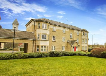 Thumbnail 2 bed flat for sale in Carnoustie Court, Whitley Bay