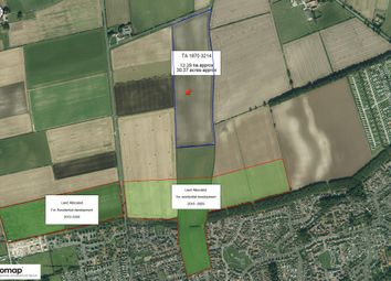 Thumbnail Land for sale in Land Off Bempton Short Lane, Bridlington, East Yorkshire