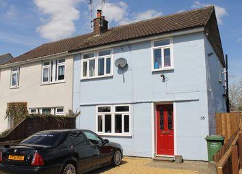 Thumbnail 3 bedroom semi-detached house for sale in Sunnyside Road, Great Massingham, King's Lynn