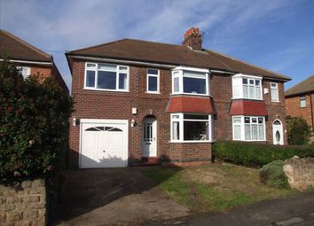 Thumbnail 4 bed semi-detached house for sale in Ravenswood Road, Arnold, Nottingham
