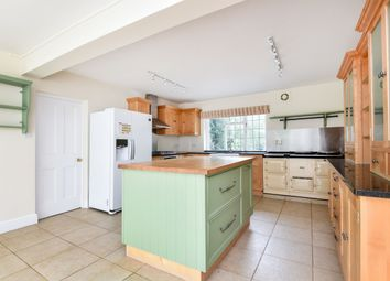 Thumbnail 6 bed detached house to rent in Main Road, Itchen Abbas, Winchester
