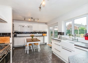 Thumbnail 3 bed semi-detached house for sale in Wiscombe Avenue, Penkridge, Stafford