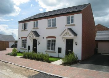 Thumbnail 3 bed semi-detached house to rent in Bosworth Way, Leicester Forest East, Leicester