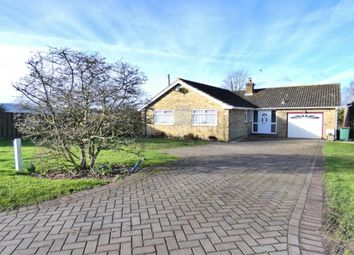 Thumbnail 2 bed bungalow for sale in Canterbury Road, Densole, Folkestone