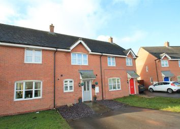 Thumbnail 2 bed terraced house for sale in Lathkill Drive, Ashbourne