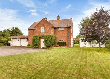 Thumbnail 3 bed detached house for sale in Broad Lane, Bridport, Dorset