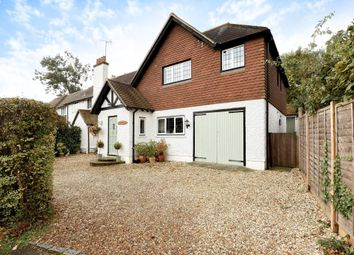 Thumbnail 4 bedroom cottage for sale in Priory Road, Sunningdale