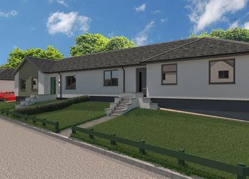 Thumbnail 3 bed semi-detached bungalow for sale in Airlie View, Alyth, Blairgowrie
