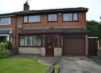 Thumbnail 4 bed semi-detached house for sale in Collingwood Road, Chorley