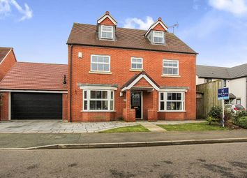 Thumbnail 6 bed detached house for sale in Nightingale Way, Catterall, Preston