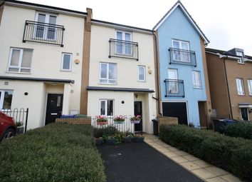 Thumbnail 5 bed town house for sale in The Rookery, Grays