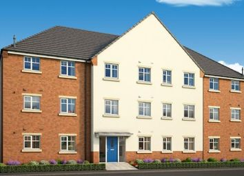 "Thumbnail 2 bedroom flat for sale in ""The Hazel-B Apartment At Willows, Dudley"" at Middlepark Road, Dudley"