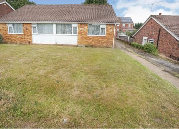 2 bed semi-detached bungalow for sale in St. Elizabeths Avenue, Southampton SO18