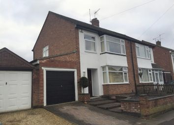 Thumbnail 3 bed semi-detached house for sale in Gleneagles Road, Wyken