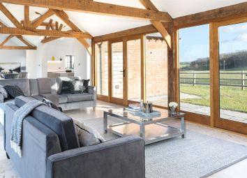 Thumbnail 4 bedroom barn conversion for sale in Walton, Warwick