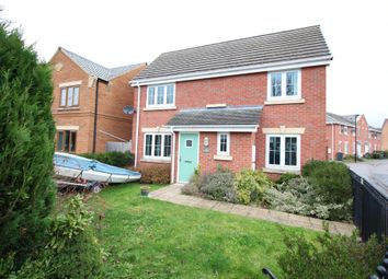 Thumbnail 4 bed detached house for sale in The Potteries, New Rossington, Doncaster