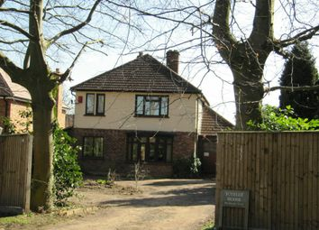 Thumbnail 3 bed detached house for sale in Slough Road, Iver Heath, Buckinghamshire -