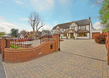Thumbnail 5 bed detached house for sale in Wheelers Green, Middle Street, Nazeing, Waltham Abbey