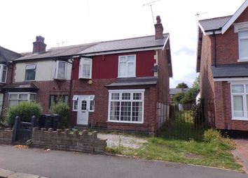 3 bed semi-detached house for sale in Bracebridge Road, Erdington, Birmingham, West Midlands B24