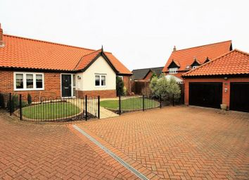 Thumbnail 3 bed bungalow for sale in Eddington Way, Easton, Norwich