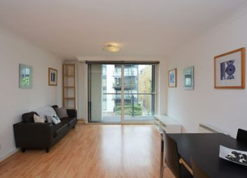 Thumbnail 2 bed flat for sale in Boardwalk Place, Blackwall