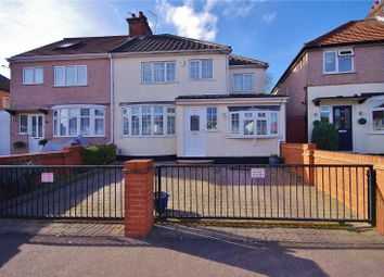 Thumbnail 4 bed semi-detached house for sale in Hazeltree Road, Watford, Hertfordshire